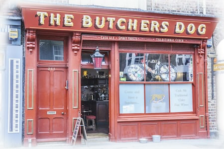 Driffield Butchers Dog pub
