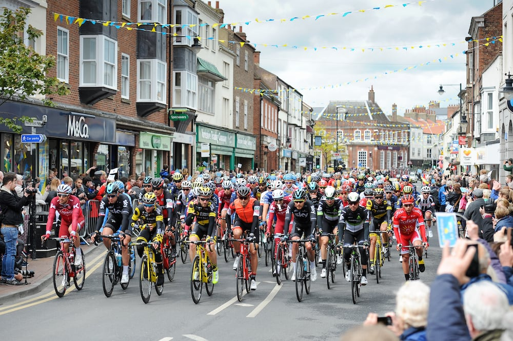Driffield Tour de Yorkshire