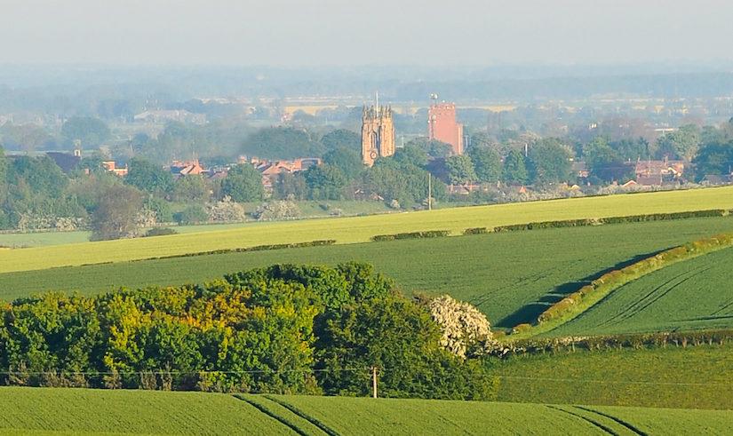 Driffield landscape