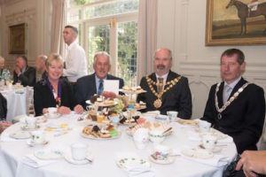 Driffield Mayors Civic Afternoon Tea Sept 2018