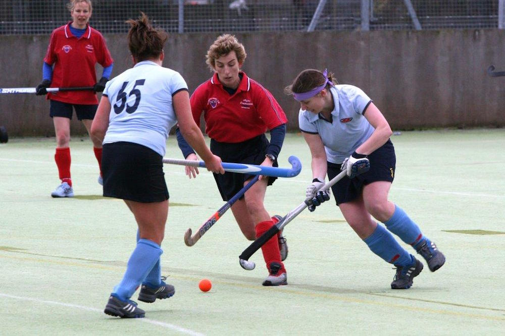 Driffield town council hockey pitch