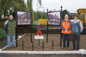 Driffield First World War memorial