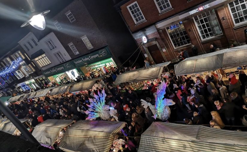 Driffield Christmas festival