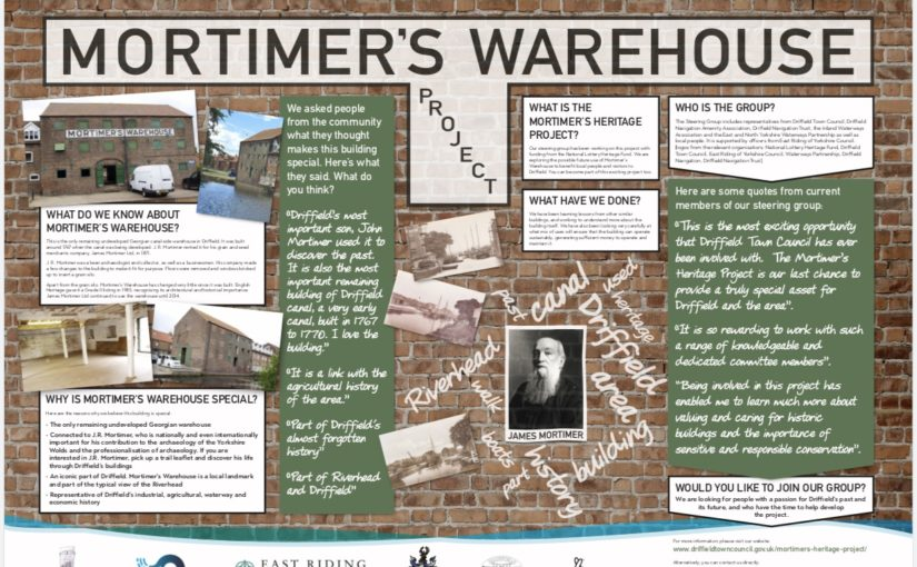 Mortimers Warehouse Driffield